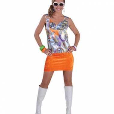 Cool seventies jurkje voor dames